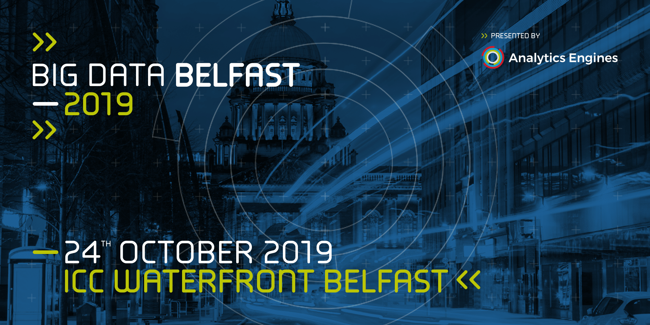 News | More exciting speakers announced for Big Data Belfast 2019 featured image