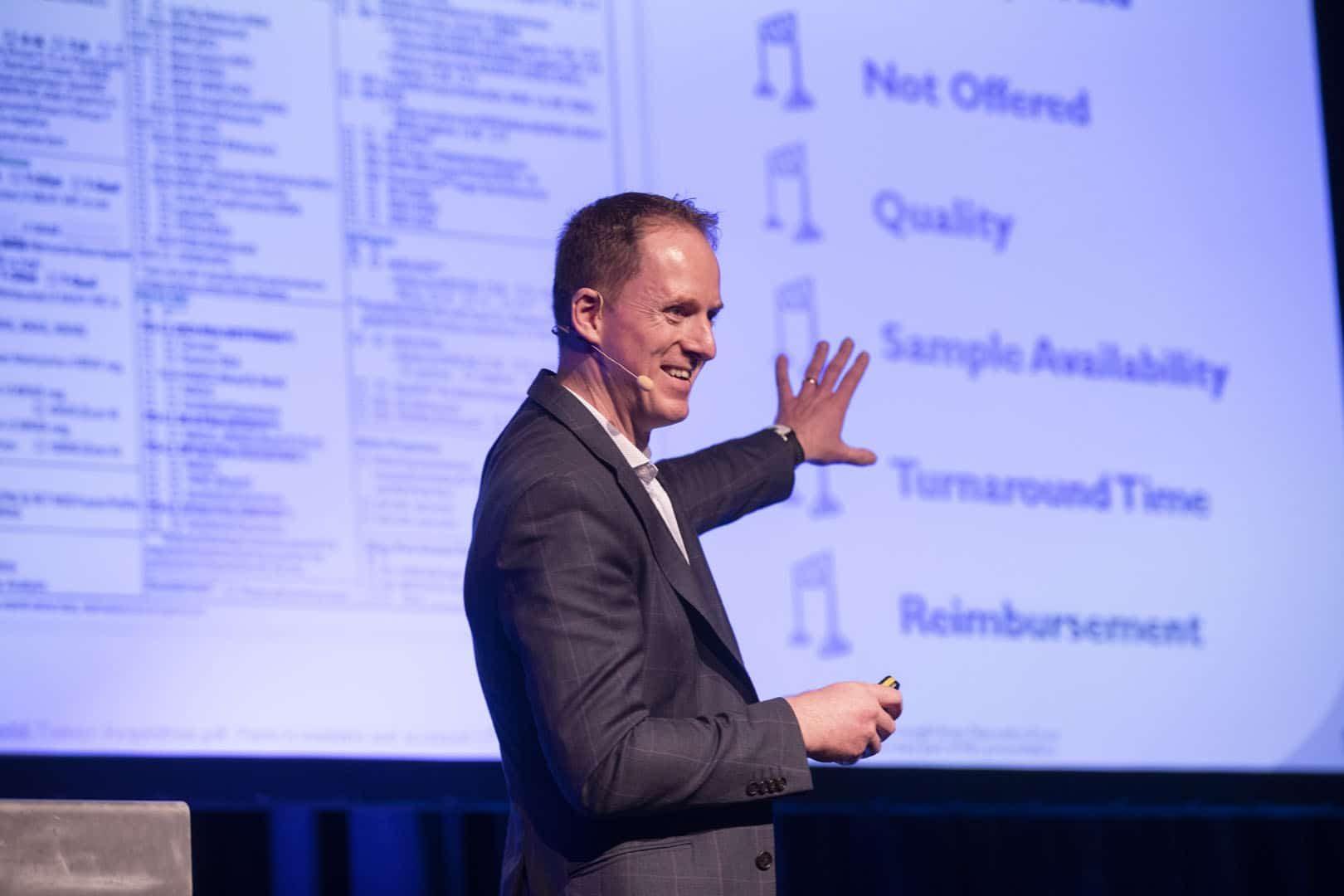 Derek Hosty Diaceutics Big Data Belfast 2019 | Analytics Engines