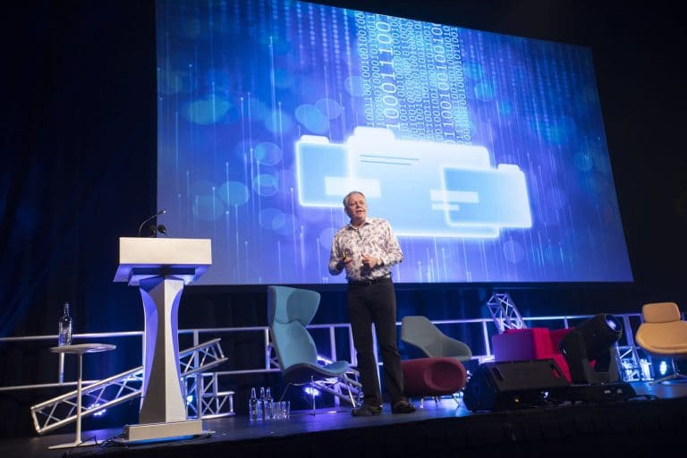 Steve Rogers Reach PLC at Big Data Belfast 2019 | Analytics Engines