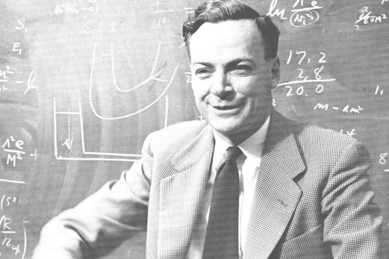data science richard feynman